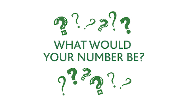 Power of Compounding - What Would Your Number Be?