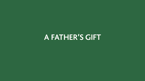 Power of compounding story - A Fathers Gift