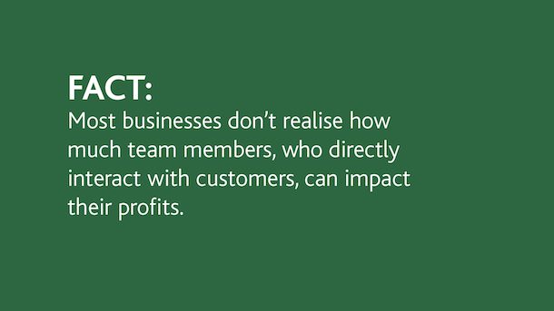 Profitable Sales - Fact impact of team members on profits